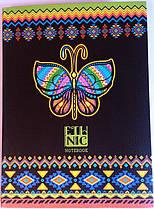 Скетчбук блокнот А5 145*197см Bourgeois, дизайн на вибір Метелик