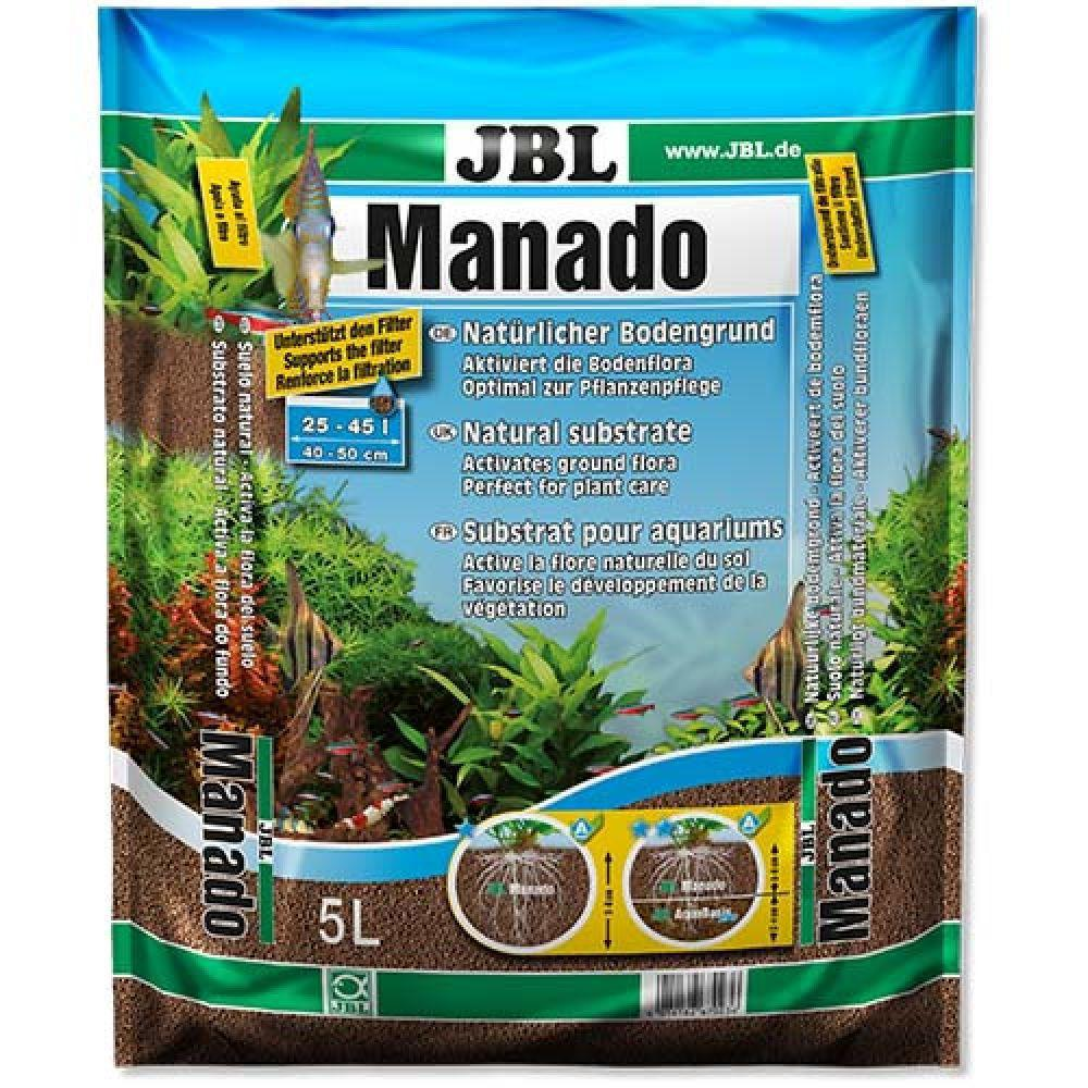 JBL (ДжБЛ) Manado грунт-субстрат для растений, 5 л.