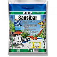 JBL (ДжБЛ) Sansibar White песок белый (0,1-0,4мм), 5кг.