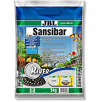 JBL (ДжБЛ) Sansibar River песок речной (0,4-1,4мм), 5кг.