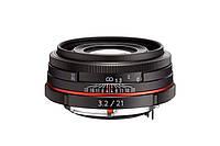 Pentax HD PENTAX-DA 21mmF3.2AL Limited W/CASE BLACK