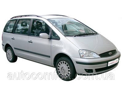 Лобовое стекло на Ford Galaxy (1995-2006), Seat Alhambra (1996-2010), Volkswagen Sharan (1995-2010) , фото 2