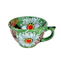 Чашка керамическая Львовская керамика 500 мл (63), фото 1