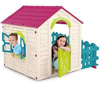 Будиночки дитячі пластикові My Garden House Keter