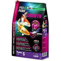 JBL (ДжБЛ) ProPond Growth корм для усиления роста карпов Кои S, 2.5кг.