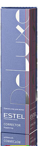 0/22 Коректор De Luxe Зелений (CORRECT)