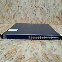 Мережевий комутатор Netgear ProSafe GSM7328S, фото 1