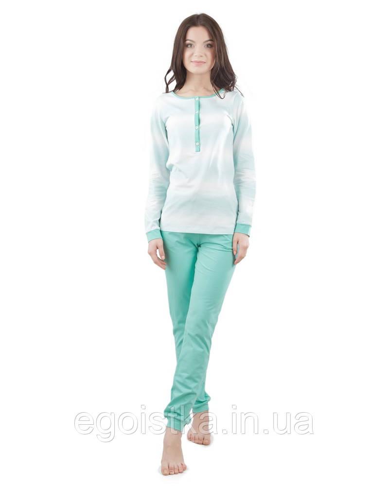 Хлопковая пижама (в размере XS - 2XL), фото 1
