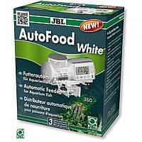 JBL (ДжБЛ) AutoFood кормушка автоматическая, белая.