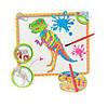 Детский набор для творчества Раскраска 3-D  ST320A9-A12
