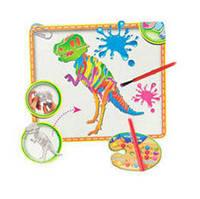 Детский набор для творчества Раскраска 3-D  ST320A9-A12, фото 1