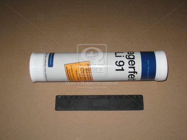 Смазка ступичная ECO-LI 91, туба 0,4 кг (пр-во BPW), 02.1040.34.00