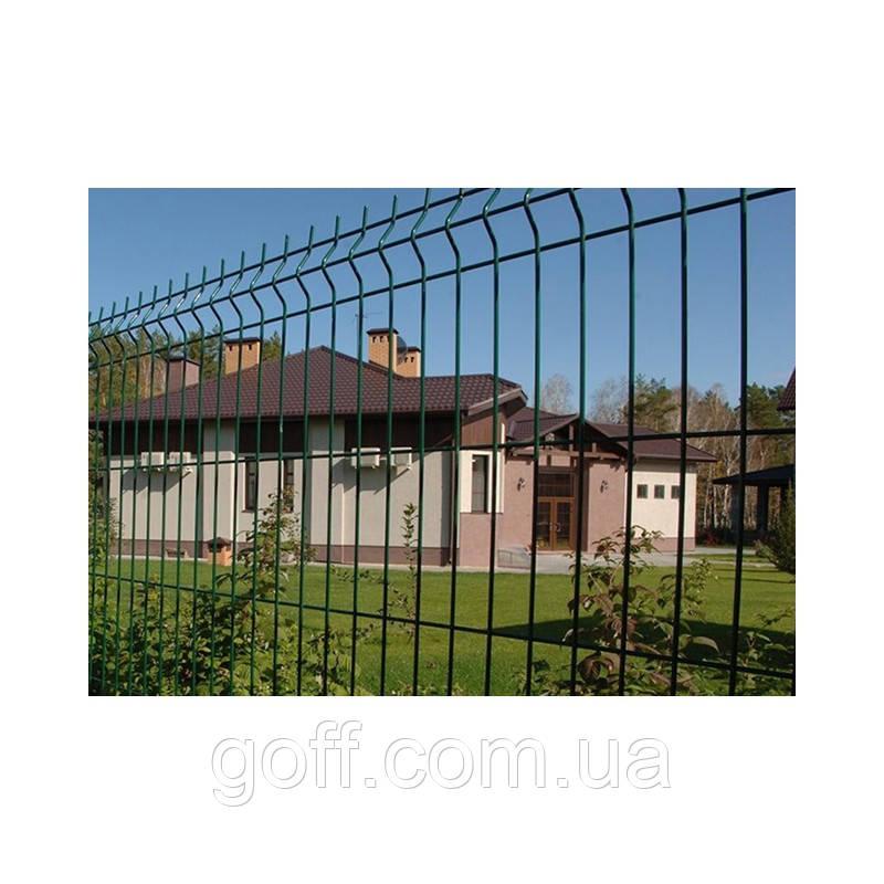 Лучший Забор из Сетки Металлической 1,70х2,5м