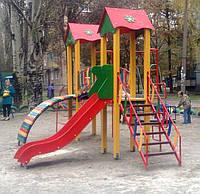 Детский игровой комплекс Гном БК-703ГН