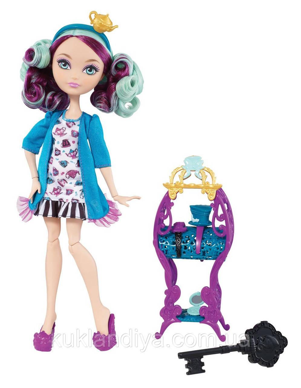 Кукла Ever After High Мэделин Хэттер Пижамная вечеринка Madeline Hatter