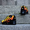 "Мужские кроссовки Nike Air Max Tn Plus ""Orange/Black"" (Найк) оранжевые, фото 4"