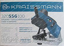 Заточной станок для цепей Kraissmann 320SSG100