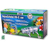 JBL (ДжБЛ) Ультрафиолетовый сетрилизатор AquaCristal UV-C, 18 Вт.