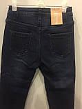 Утепленные джинсы для девочки 140 см, фото 8