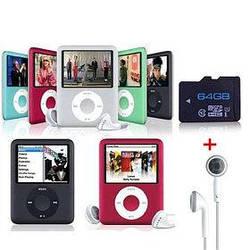 MP3 MP4 плееры, диктофоны