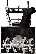 Снегоуборщик Hyundai S 6560, фото 2