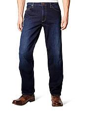 Джинсы мужские темно синие Tramper от Mustang jeans в размере W32/L34