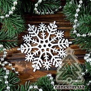 Новогоднее украшение Снежинка , фото 2