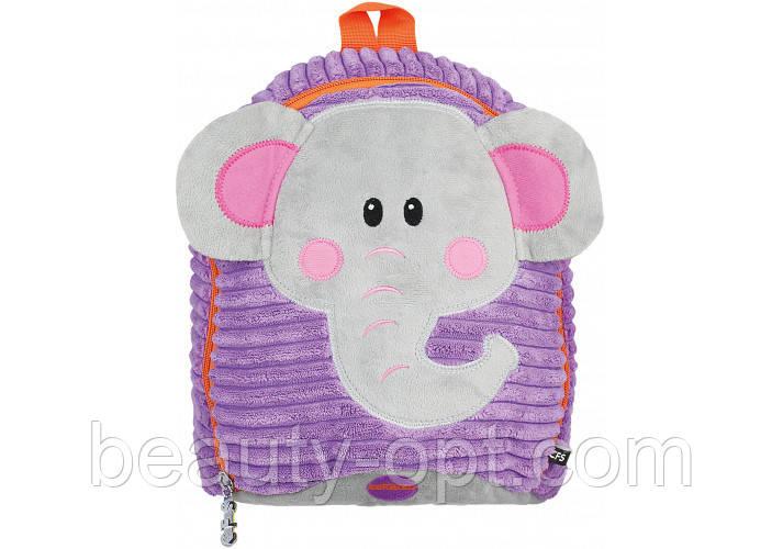 """Рюкзак дошкольный 12"""", """"Violet Elephant"""" 301"""