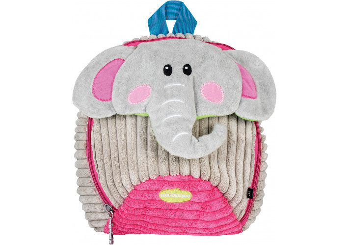 """Рюкзак дошкольный 10"""", """"Pink Elephant"""" 301"""