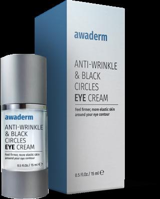 Awaderm (Авадерм) - крем от мешков под глазами и морщин