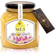 Мед цветочный (500г)