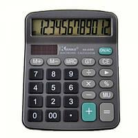 Калькулятор для бухгалтеров и продавцов Kenko 836B / 837B, большой дисплей, 12 разрядов, пластиковые клавиши