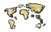 Скретч карта 630006 Travel Map MAGNETIC World