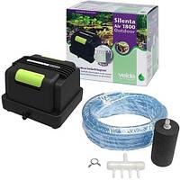 Аэратор, компрессор Silenta Pro 1800 для пруда, водоема, септика, узв, озера