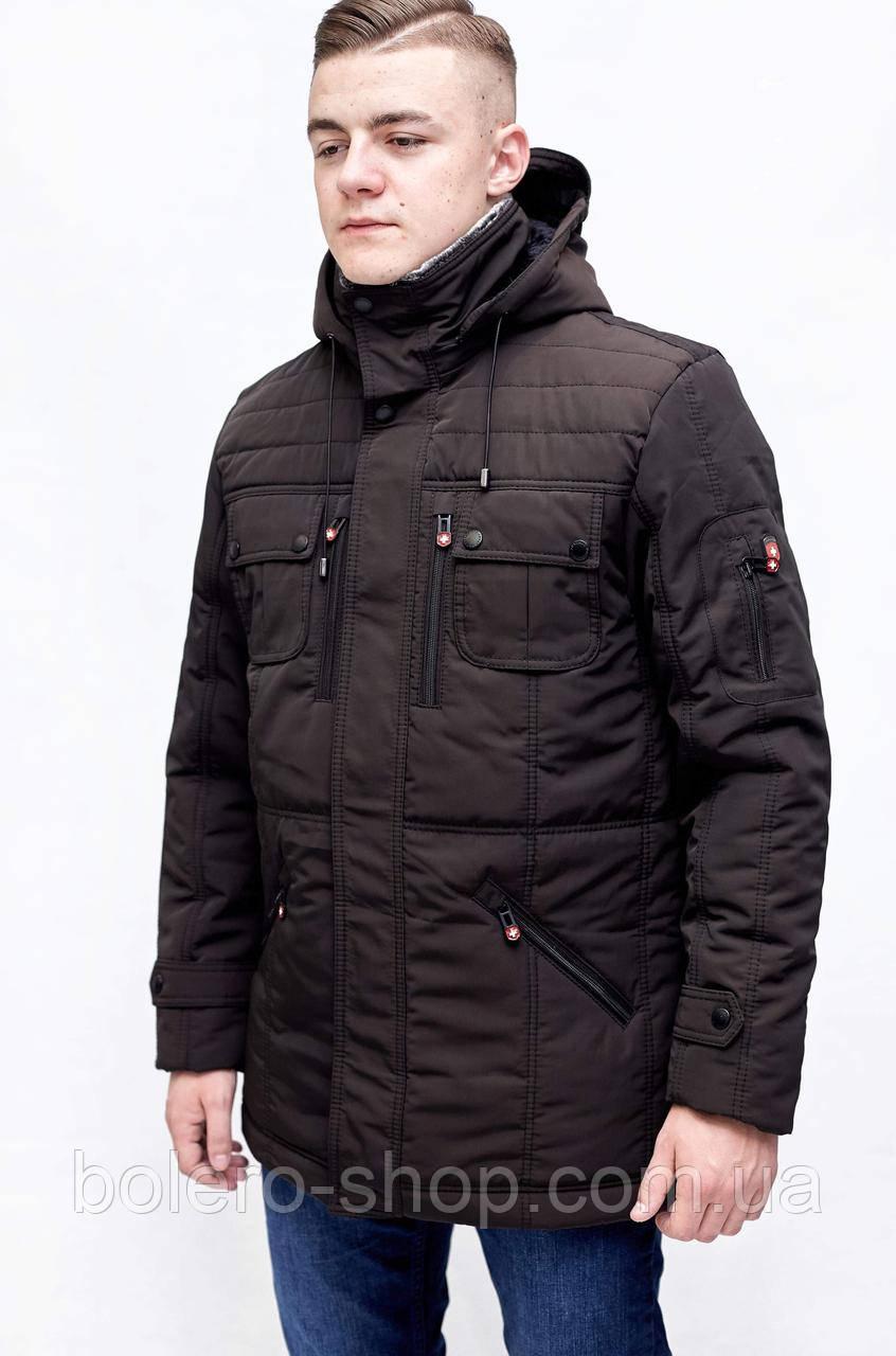 Куртка мужская теплая Wellensteyn