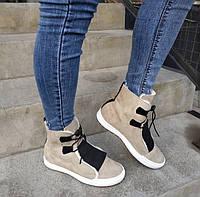 Ботинки женские зимние Fede Литма