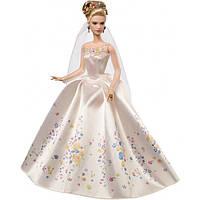 Кукла Дисней коллекционная Золушка в свадебном платье