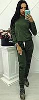 Спортивный женский костюм в норме, фото 1