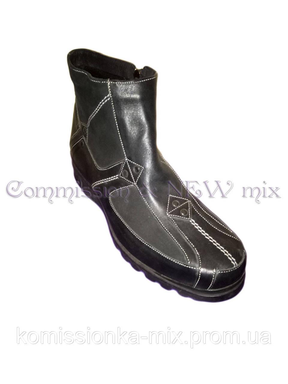 Ботинки мужские ETOR новые