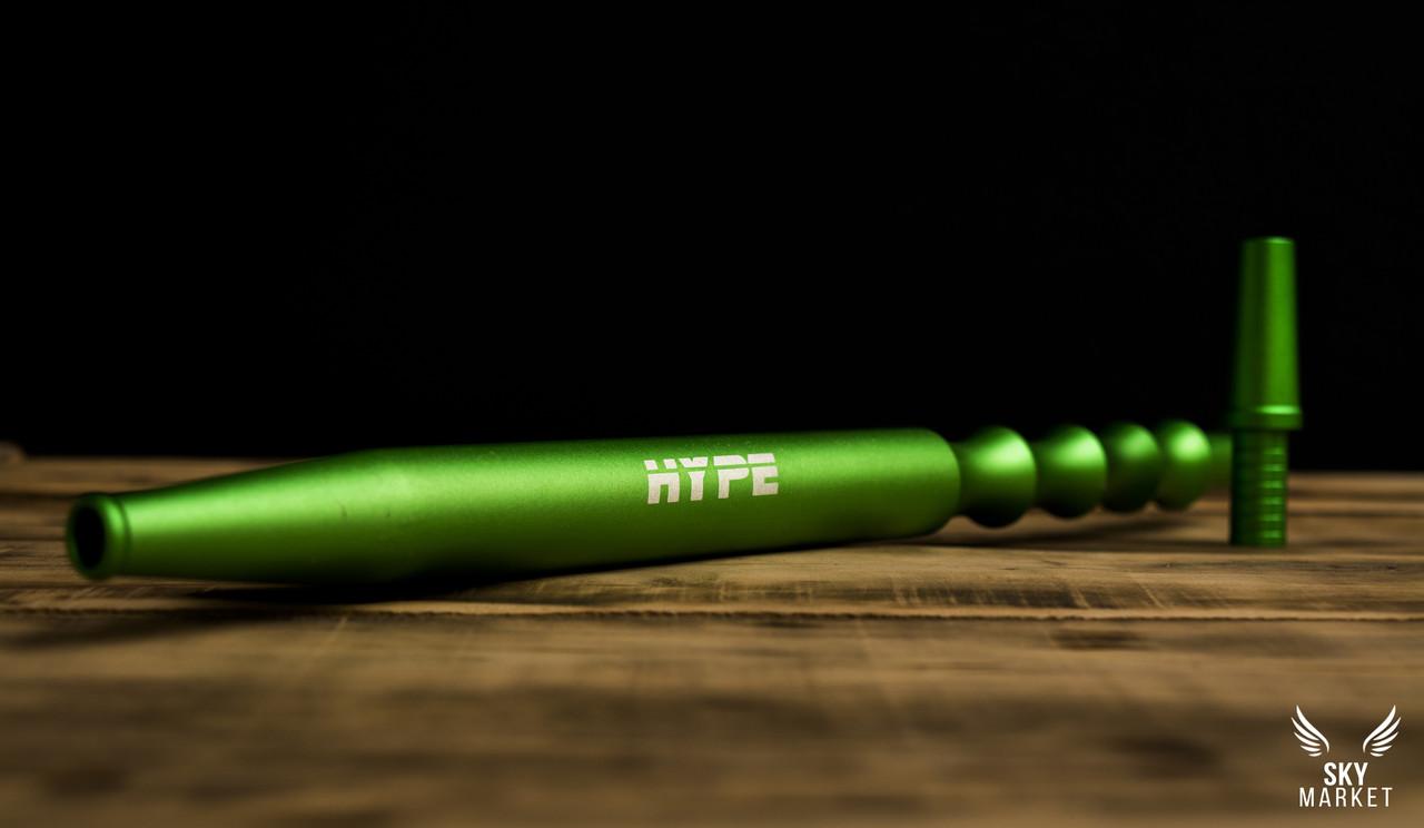 Мундштук для кальяна Hype Neon Зеленый