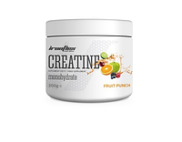 Креатин IronFlex - Creatine (300 грамм) фруктовый пунш