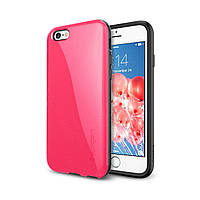 Чехол Spigen для iPhone 6s / 6 Capella Series, Azalea Pink, фото 1