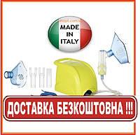 "Ингалятор небулайзер  ""NordItalia"" Drop компрессорный. Италия. інгалятор"