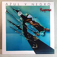 CD диск Azul Y Negro - Suspense, фото 1