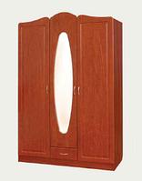 Шкаф 3х-дверный Миллениум
