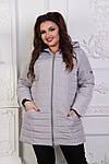 Женское пальто на силиконе, фото 6