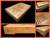 Столик чайный Чабань (41,5х27,5х6 см)
