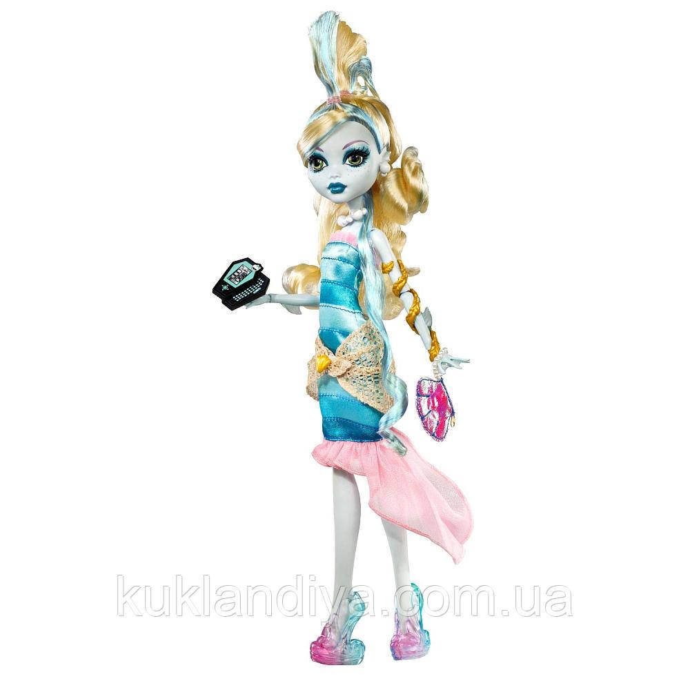Кукла Monster High Лагуна Блю Рассвет танца - Dawn Of The Dance Lagoona Blue