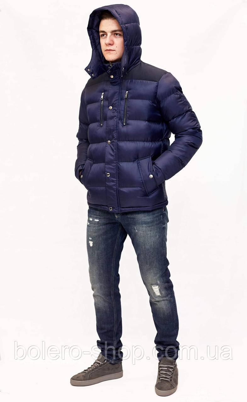 Куртка мужская теплая Burberry