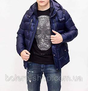 Куртка мужская теплая Burberry , фото 3